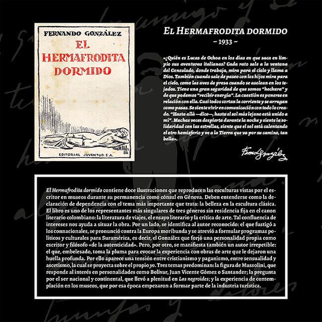 Exposición «El viaje a la Presencia» - El Hermafrodita dormido (1933)