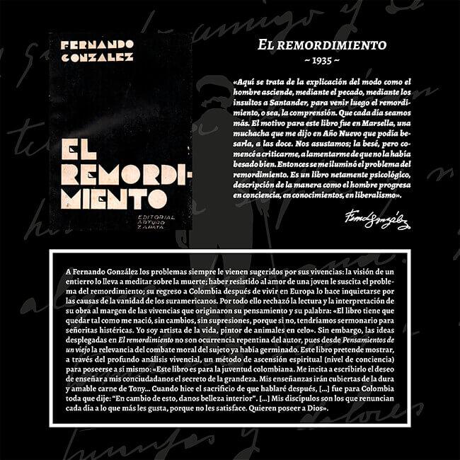 Exposición «El viaje a la Presencia» - El remordimiento (1935)