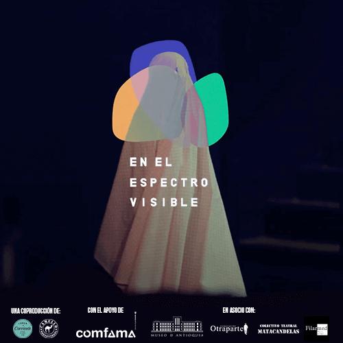 Afiche de la serie audiovisual «En el espectro visible»