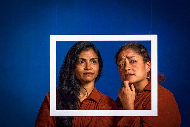 Fotograma de la serie «En el espectro visible»