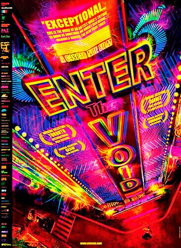 Enter the Void - Gaspar Noé