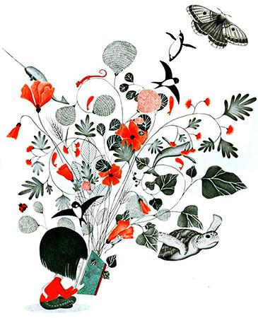 Ilustración © Alessandra Manfredi