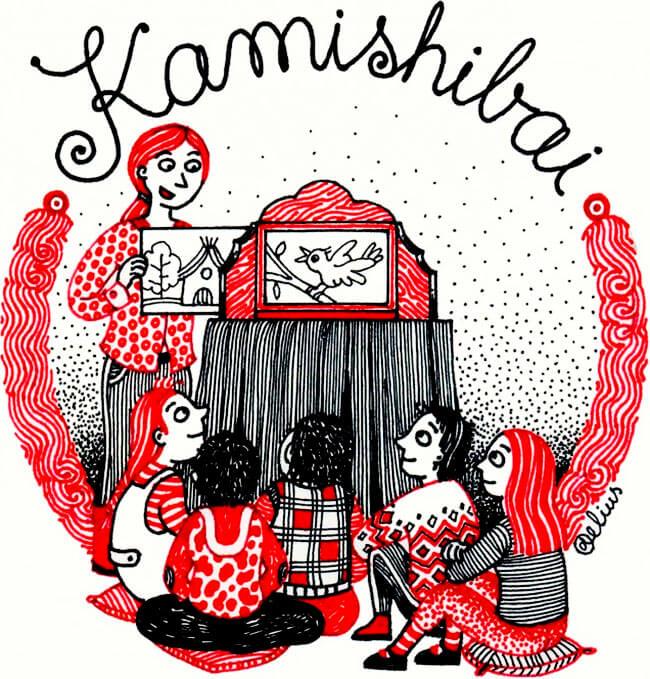 «Kamishibai» o teatro de papel