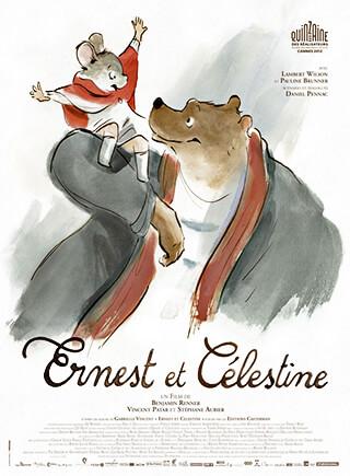Ernesto y Celestina (Ernest et Célestine) - Stéphane Aubier / Vincent Patar