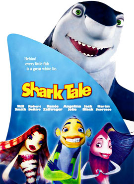 El espanta tiburones - Bibo Bergeron / Vicky Jenson / Rob Letterman