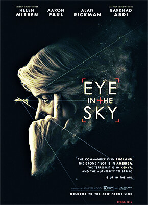 Espías desde el cielo - Gavin Hood