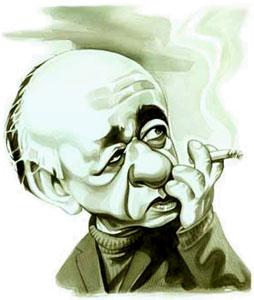 Eugène Ionesco (1909 - 1994)