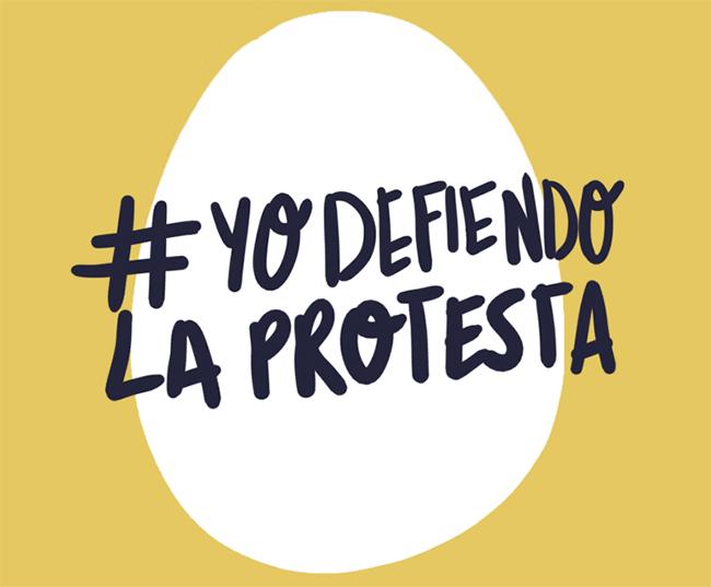#YoDefiendoLaProtesta