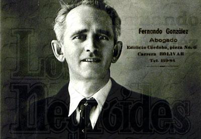 Fernando González - Los negroides