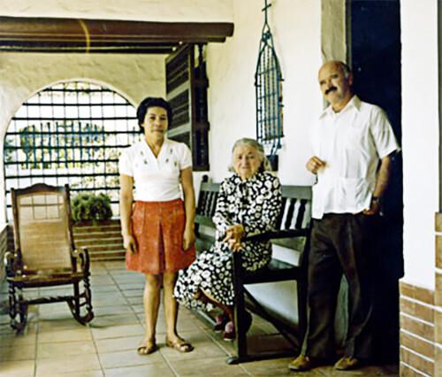 Margarita Restrepo y Fernando (Nano) González Restrepo