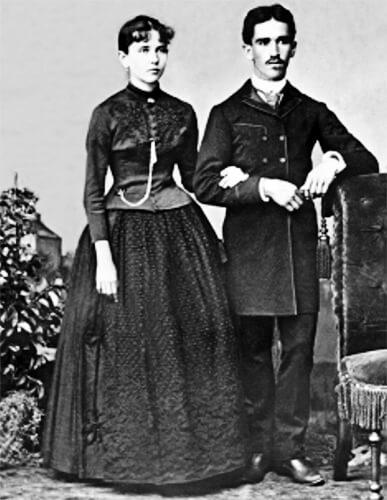 Pastora Ochoa y Daniel González, padres de Fernando González Ochoa