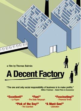 Una fábrica decente - Thomas Balmes