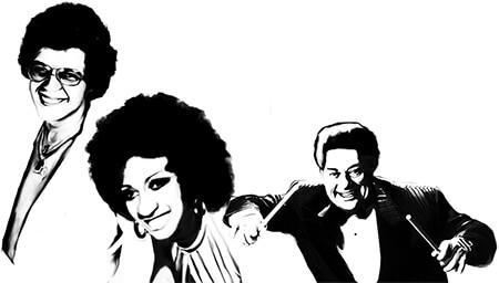 Fania All Stars - Héctor Lavoe, Celia Cruz y Tito Puente