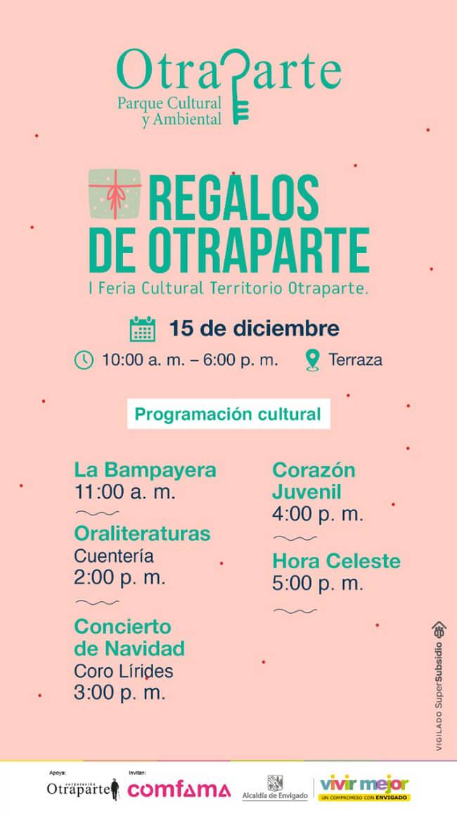 I Feria Cultural Territorio Otraparte