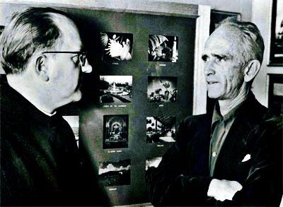 Andrés Ripol y Fernando González - 1953 ó 1954