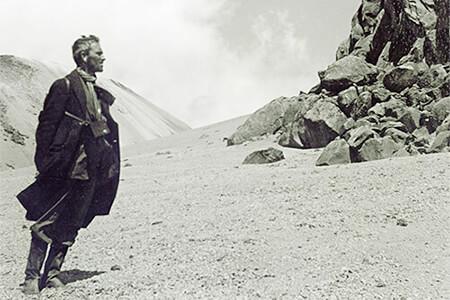 Fernando González Ochoa - Nevado del Ruiz- Viaje a pie