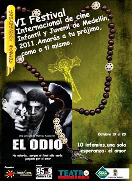 VI Festival Internacional de Cine Infantil y Juvenil de Medellín 2011