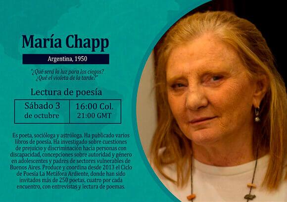María Chapp