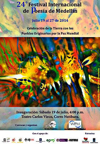 XXIV Festival Internacional de Poesía de Medellín