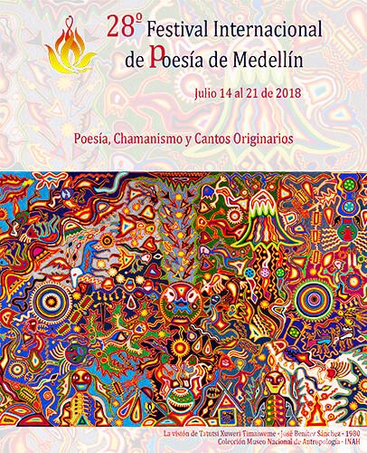 XXVIII Festival Internacional de Poesía de Medellín