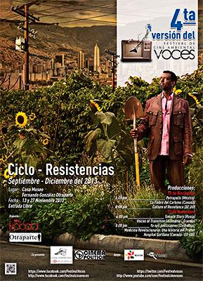 IV Festival de Cine Ambiental Voces