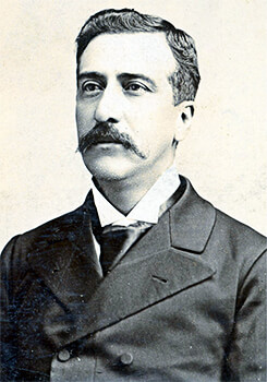 Fidel Cano Gutiérrez (1854 - 1919)