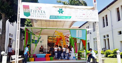 Fiesta del Libro de Cúcuta 2016