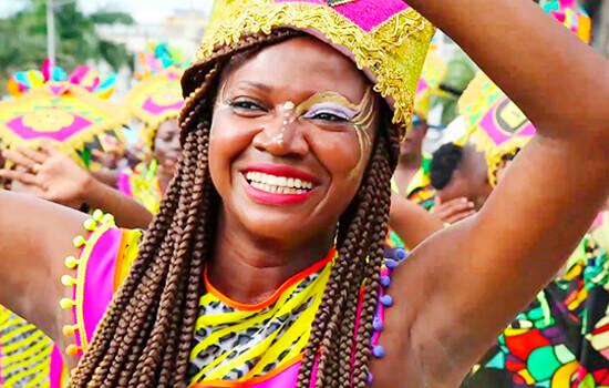 Fiestas de San Pacho en Quibdó, Chocó