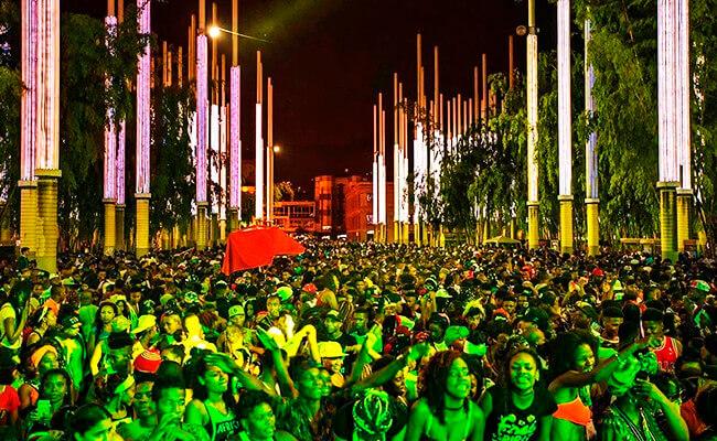 Fiestas de San Pacho en Medellín