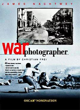Fotógrafo de guerra - Christian Frei