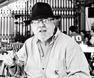 Francisco Velásquez Gallego - Foto © Mario Correa