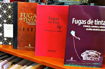 "Libros ""Fugas de tinta"" del programa ""Libertad Bajo Palabra"" del Ministerio de Cultura de Colombia / Relata"