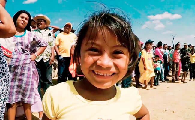 Fotograma de «Capicúa», serie de televisión producida por la Fundación Cine a la Calle para Telecaribe.
