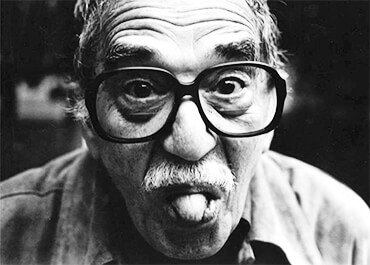 Gabriel García Márquez - Foto © Indira Restrepo
