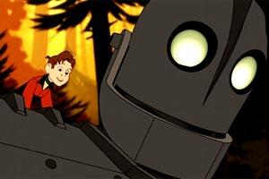 El gigante de hierro - Brad Bird