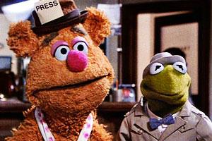 El gran golpe de Los Muppets