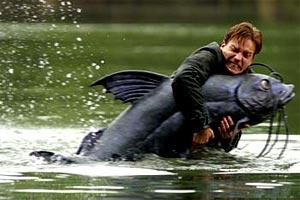El gran pez - Tim Burton