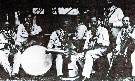 Grupo martiniqués de los años 30