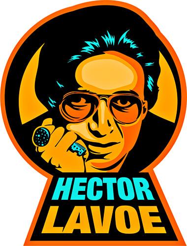 Héctor Lavoe (1946 - 1993) - Ilustración © David Ragone