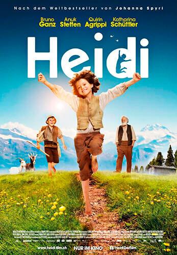 Heidi - Alain Gsponer