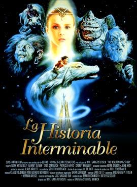 La historia sin fin - Wolfgang Petersen