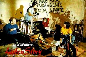 Historia de Lisboa - Wim Wenders