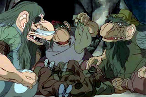 El hobbit - Arthur Rankin Jr. / Jules Bass
