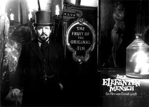 El hombre elefante - David Lynch