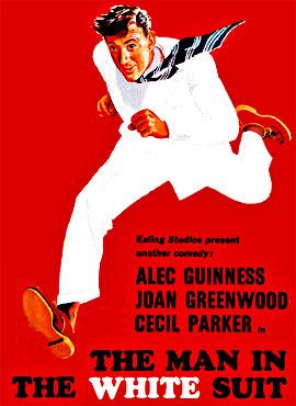 El hombre del traje blanco - Alexander Mackendrick