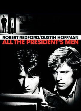 Todos los hombres del Presidente - Alan Pakula