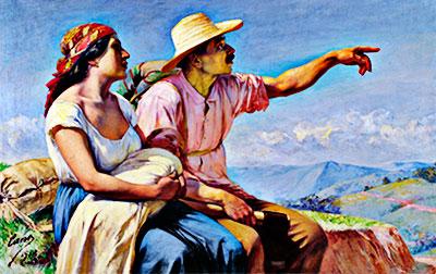"""Horizontes"" de Antonio Cano"