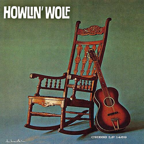 """Howlin' Wolf: el hombre que """"cantaba con su maldita alma"""""""