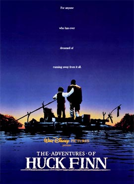 Las aventuras de Huckleberry Finn - Stephen Sommers