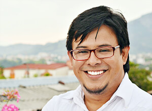 Hugo Oquendo-Torres / Foto © Leidy Yulieth Montoya